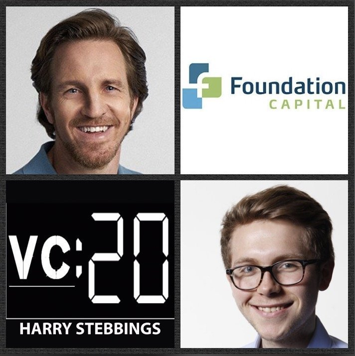 20VC: Why The Current Crop Of VC Does Not Understand Design, Why Product Market Fit Is A Liquid Not A Solid & How Graduates Can Optimise Their Career for Personal Development with Steve Vassallo, General Partner @ Foundation Capital