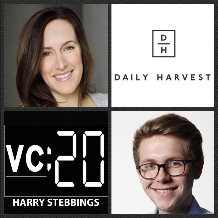 "20VC: Tearing Up Term Sheets and Writing Your Own, Why Founders Must Do ""VC Dating"" Pre-Fundraise & The Benefits of Capital Constraints in The Early Days with Rachel Drori, Founder & CEO @ Daily Harvest"