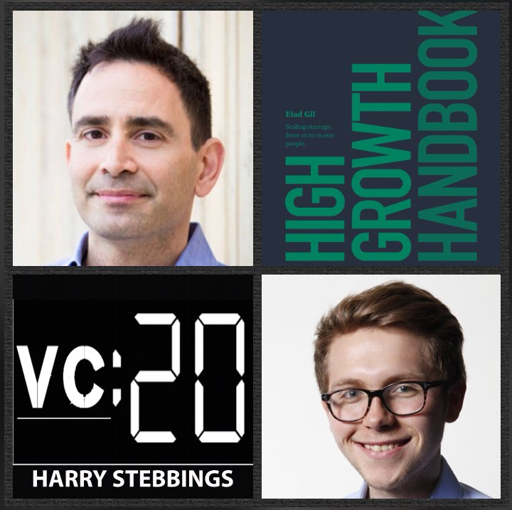 20VC: Elad Gil's High Growth Handbook on The Commonalities of The Truly Great CEOs, How To Hire The Very Best Execs, Why Cash is A Defensible Moat Today & The Pros and Cons of M&A and IPOs