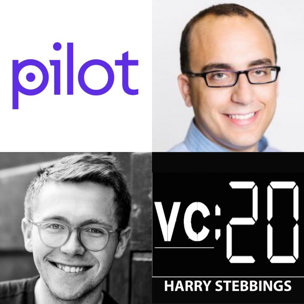 20VC: Why Passion Is Overrated When It Comes To Starting Companies, Why VC Is Overrated As A Financing Mechanism & Why You Should Never Sell Your Company with Waseem Daher, Founder & CEO @ Pilot
