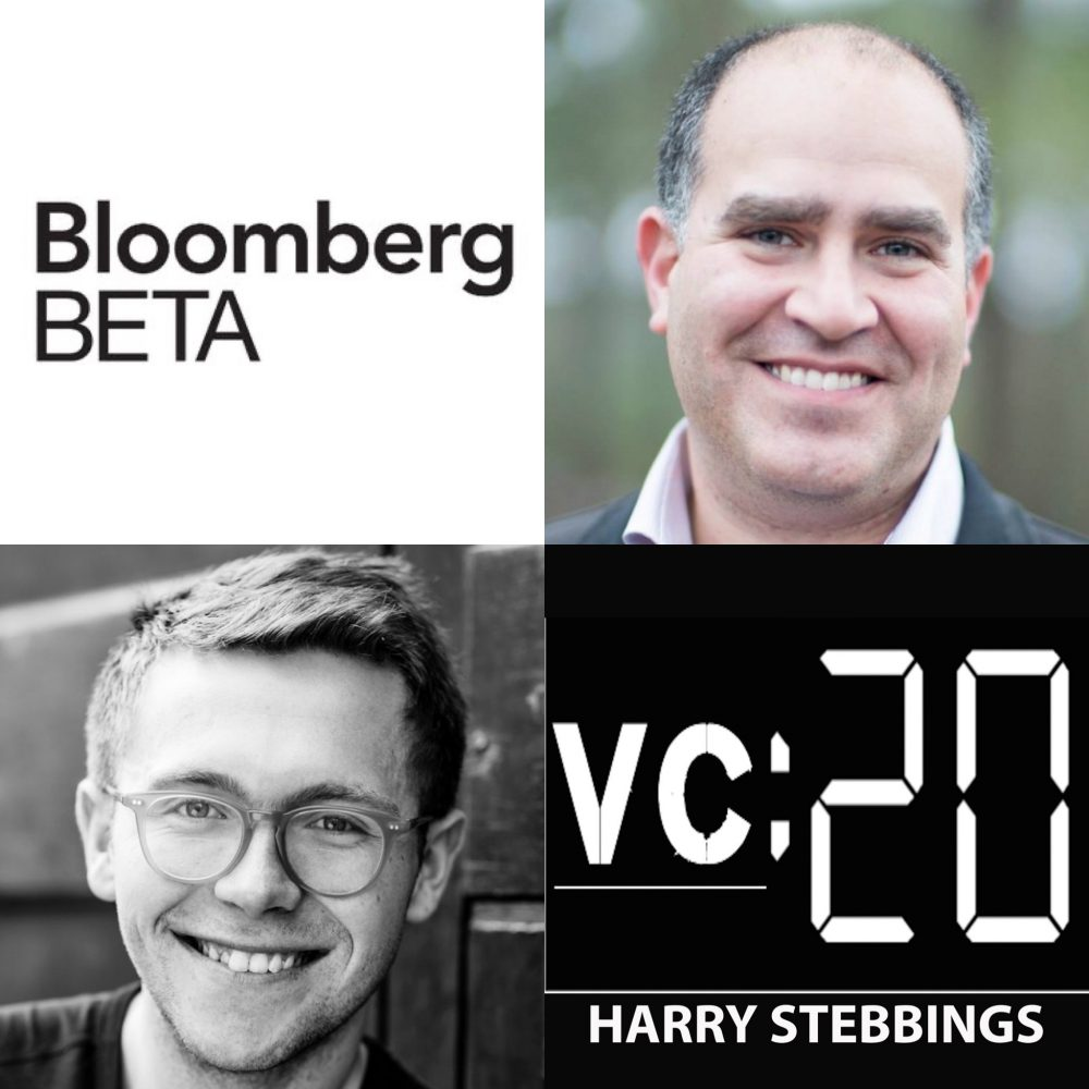 20VC Exclusive: Roy Bahat on Bloomberg Beta's New Fund, The Truth About Valuation That Very Few VCs Will Tell You & Why Founders of Venture Backed Startups Make The Best Angels - The Twenty Minute VC