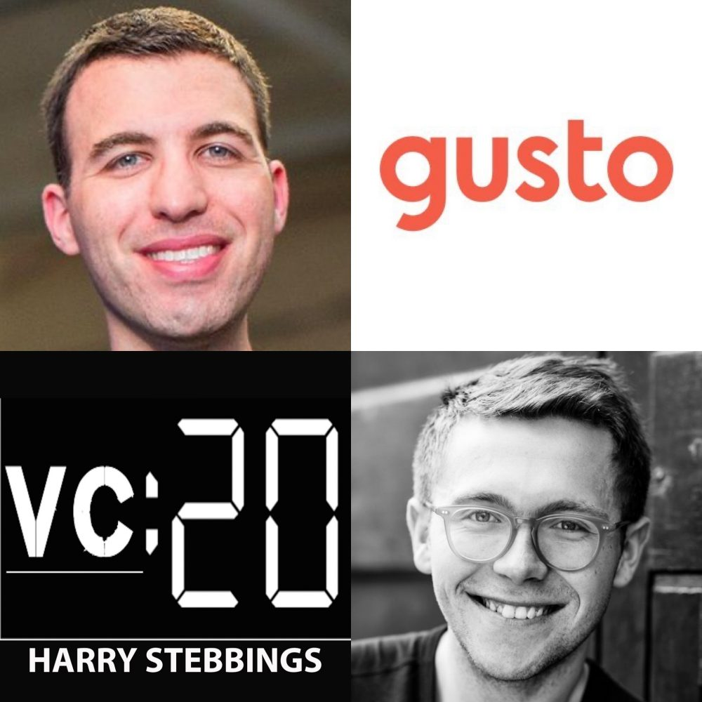 20VC: Gusto Co-Founder, Tomer London on Why Most Founders Approach Fundraising With The Wrong Mindset Today, How To Construct A Values/Motivation Alignment Test To Determine The Right Investors For You & Why Delight Is So Crucial To The Success of Any Consumer Facing Product
