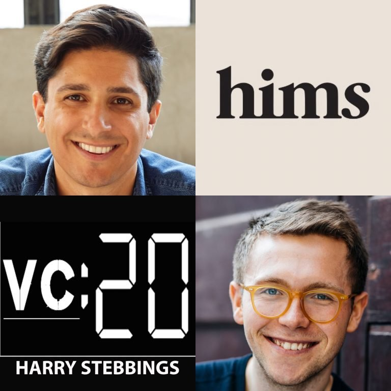 Andrew Dudum founder of Hims on 20VC