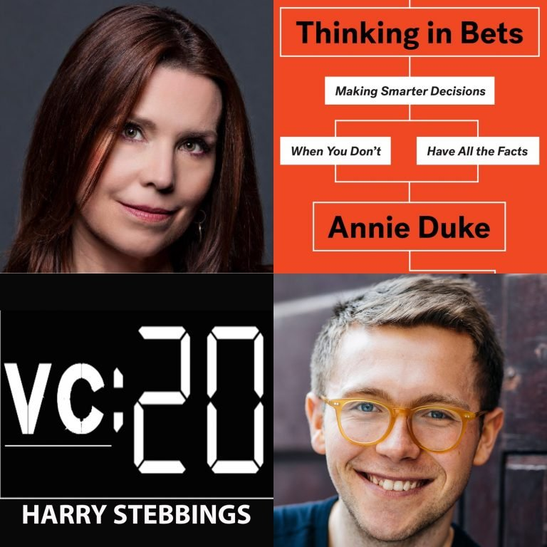Annie Duke joins us on 20VC
