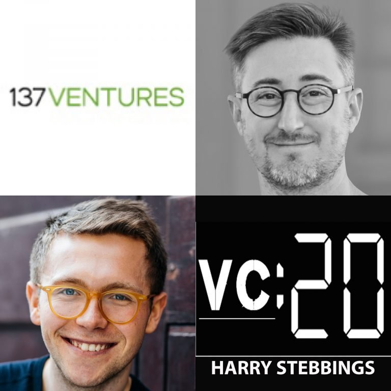 Justin Fishner-Wolfson joins us on 20VC