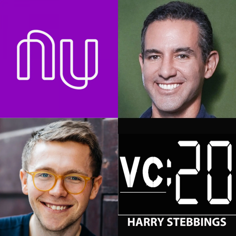 Nubank CEO David Velez Joins us on 20VC