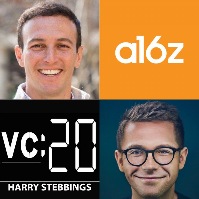 David George joins 20VC.