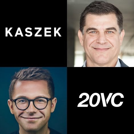 Nicolas Szekasy joins 20VC.