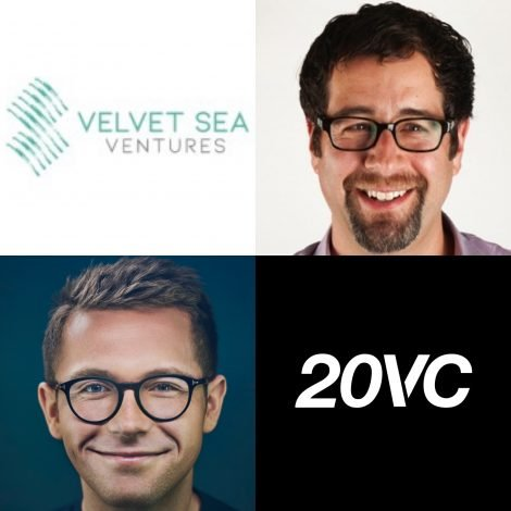 Mike Lazerow joins 20VC.