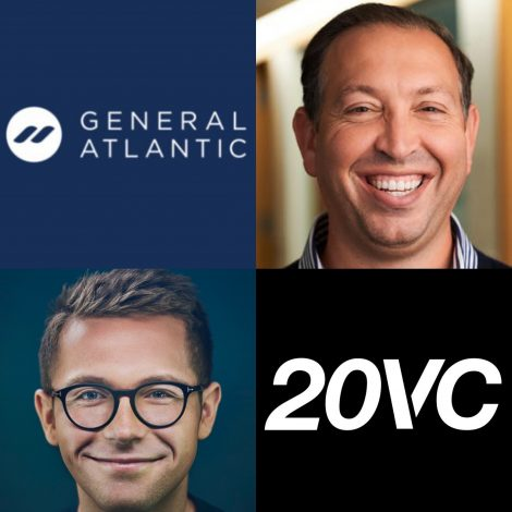 Anton Levy joins 20VC.
