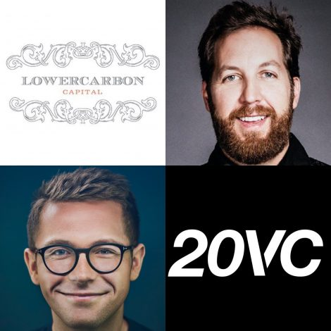 Chris Sacca joins 20VC.
